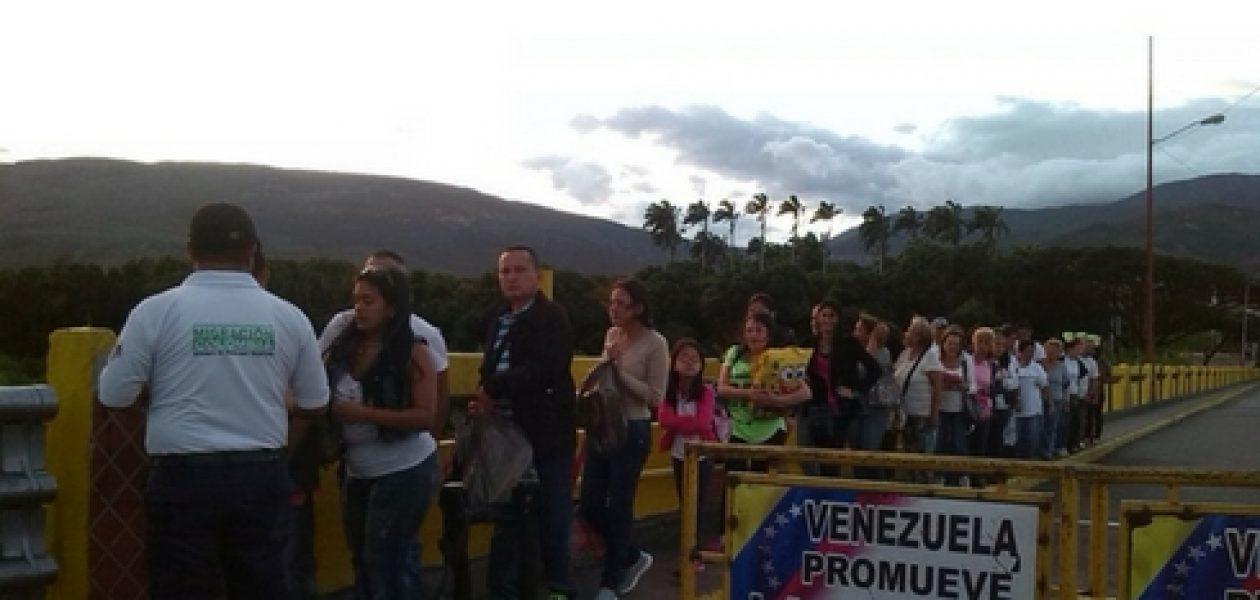Colombia impide la salida de alimentos hacia Venezuela