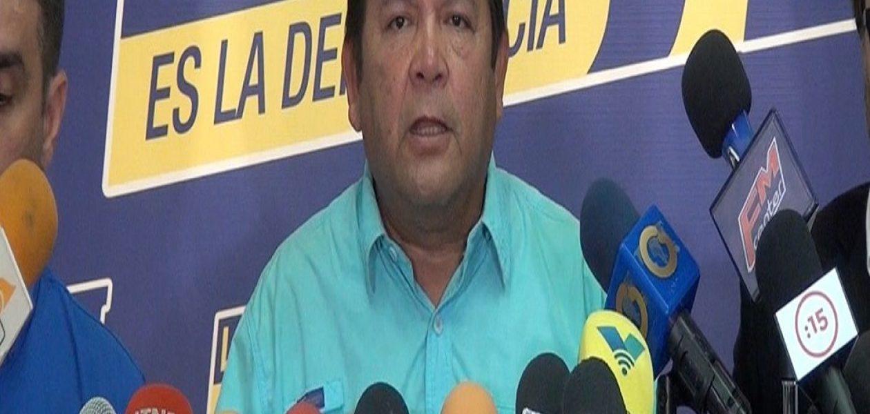 Andrés Velásquez: Exigimos claridad y coherencia en la oposición