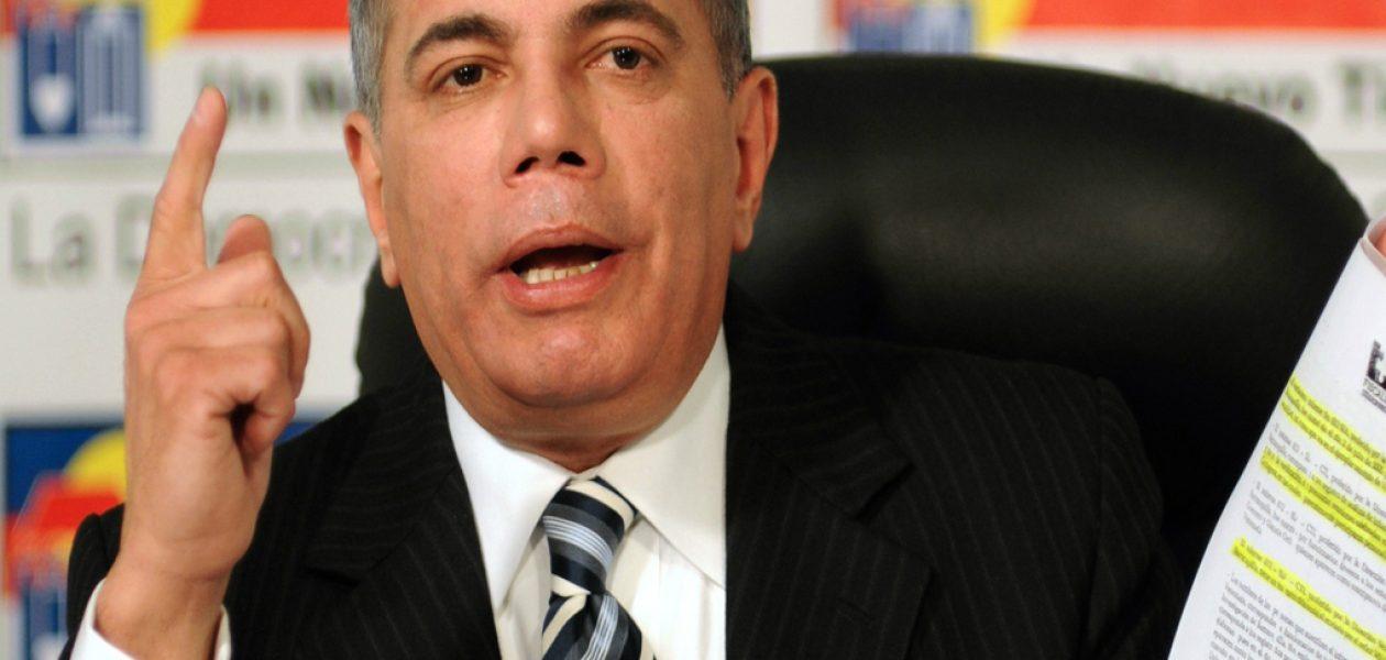 TSJ suspende inhabilitación de Manuel Rosales