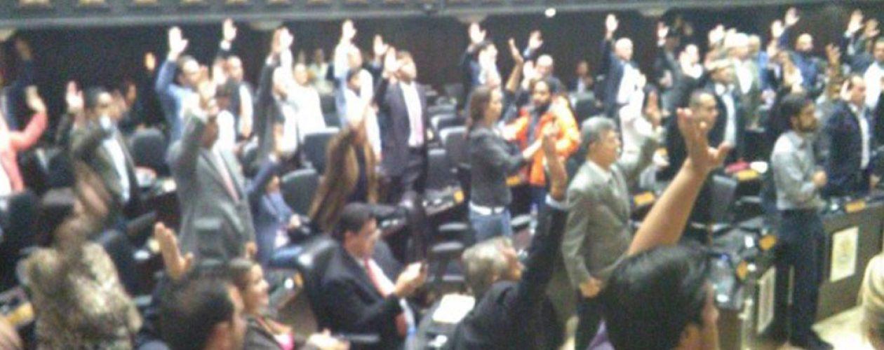 Asamblea Nacional desconoce resultados de la Constituyente