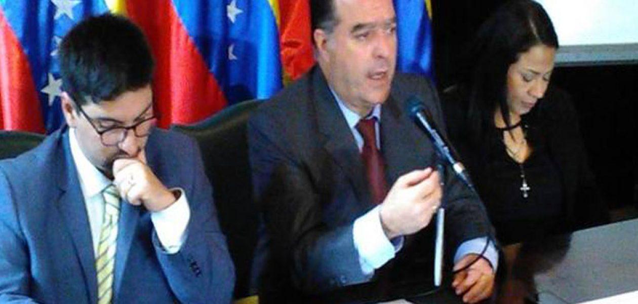 Asamblea Nacional denunciará en el exterior irregularidades durante regionales