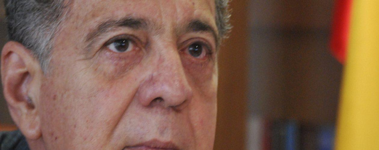 Sacan a Isaías Rodríguez de la directiva de la Asamblea Constituyente