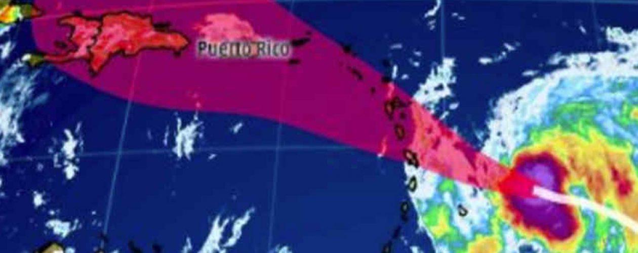 Huracán María pasara por Isla de Aves en Venezuela