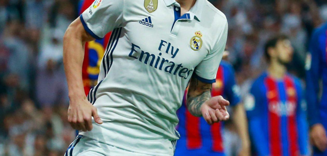 James Rodríguez nuevo jugador del Bayern Múnich