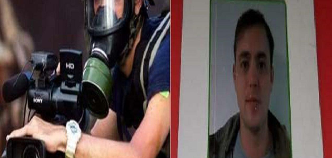 Jesús Medina regresó a Venezuela a luchar por el país (Video)