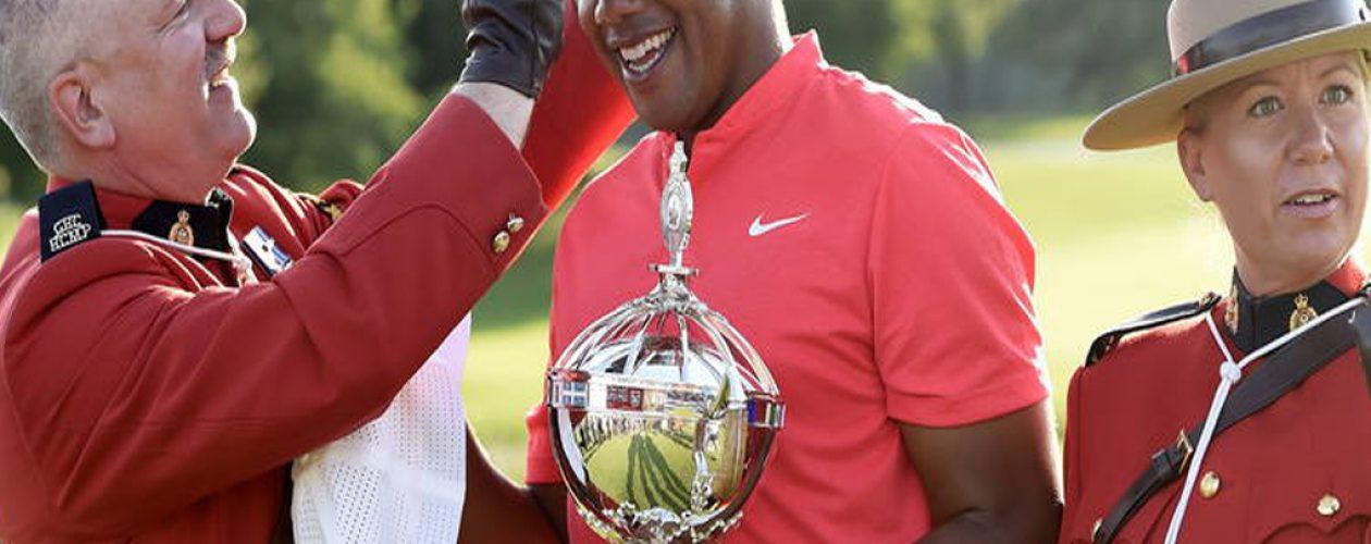 Jhonattan Vegas gana el Abierto de Golf de Canadá por segundo año consecutivo