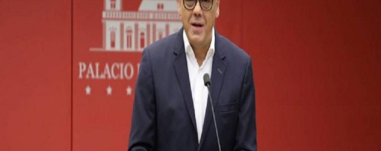 Jorge Rodríguez: » Hay una buena noticia para los venezolanos y una pésima noticia para  Tillerson»