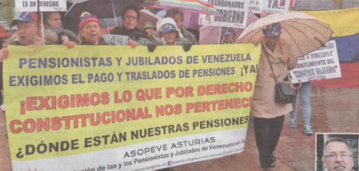 Pensionistas y jubilados de Venezuela:  16 meses esperando cobrar la pensión
