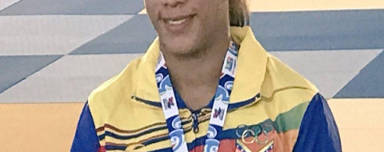 Elvismar Rodríguez se colgó la de oro en los Juegos Bolivarianos 2017