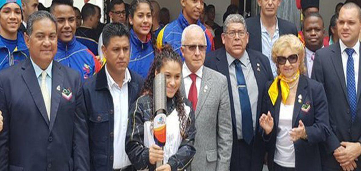 603 atletas venezolanos participarán en los XVIII Juegos Deportivos Bolivarianos 2017