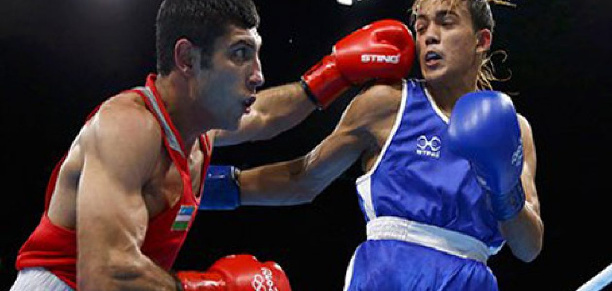 Yoel Finol consigue medalla de bronce en los Juegos Olímpicos