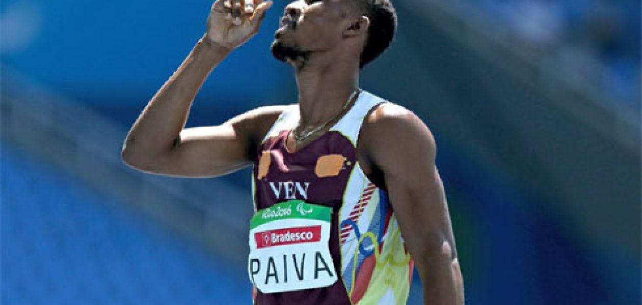 Juegos Paralímpicos 2016: Luis Paiva consiguió otro diploma para Venezuela