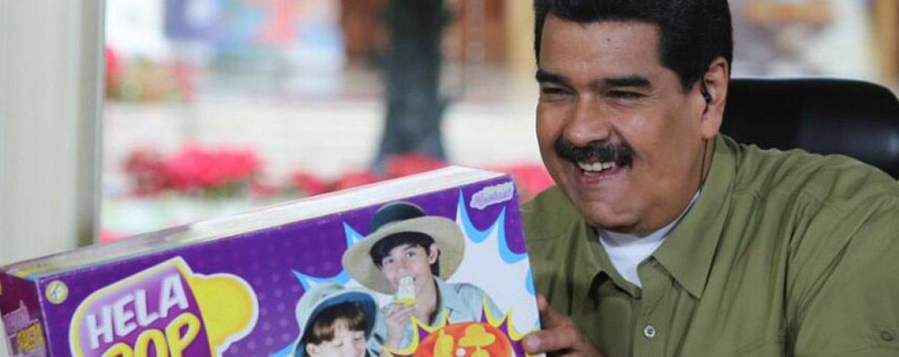 Gobierno distribuirá 10 millones de juguetes de los Clap la próxima semana