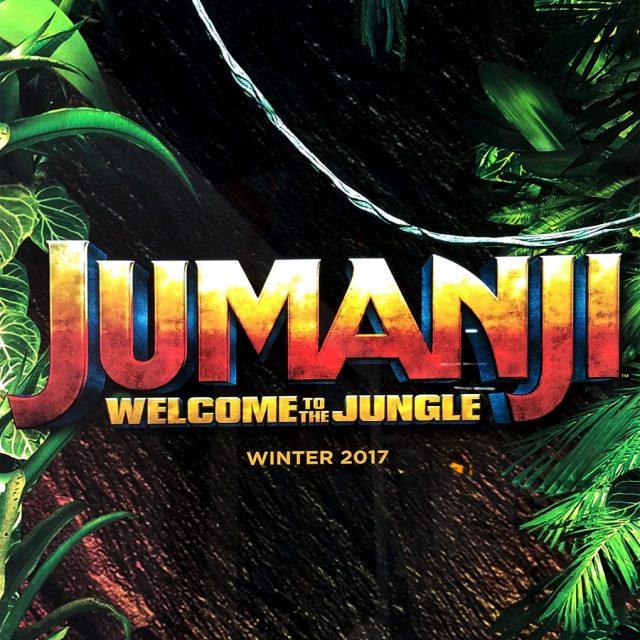 Primer tráiler de Jumanji con 'La Roca' y Jack Black