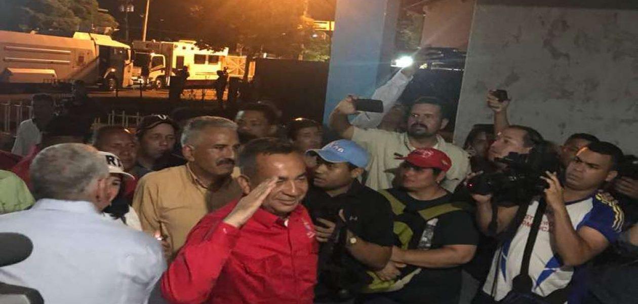 Proclaman a Justo Noguera como gobernador de Bolívar
