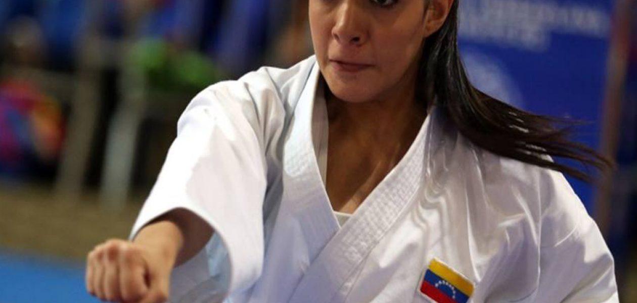 Karateca Andrea Armada recolectó fondos para participar en torneos internacionales
