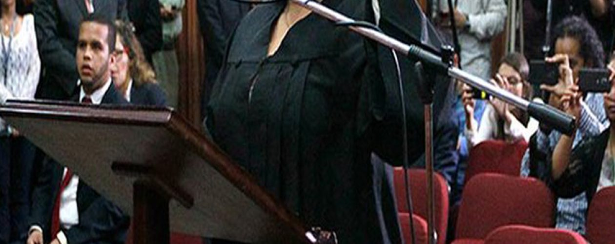 TSJ designa ilegalmente nueva Vicefiscal de la República