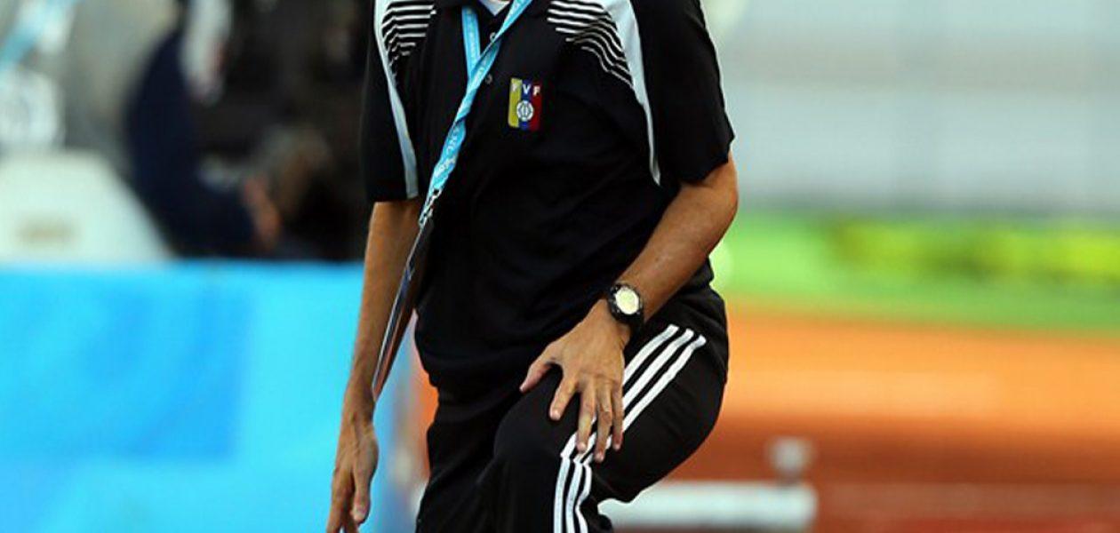 Kenneth Zseremeta fue destituido como director técnico de la Vinotinto femenina Sub-20
