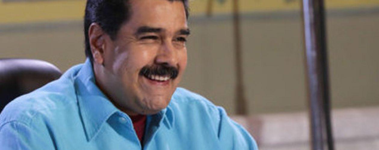 La dieta de Maduro te pone duro: La última «broma» del Presidente