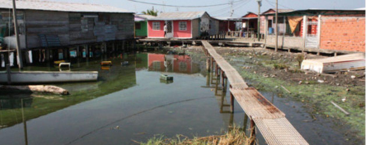 Ceuta: Un pueblo olvidado del Lago de Maracaibo