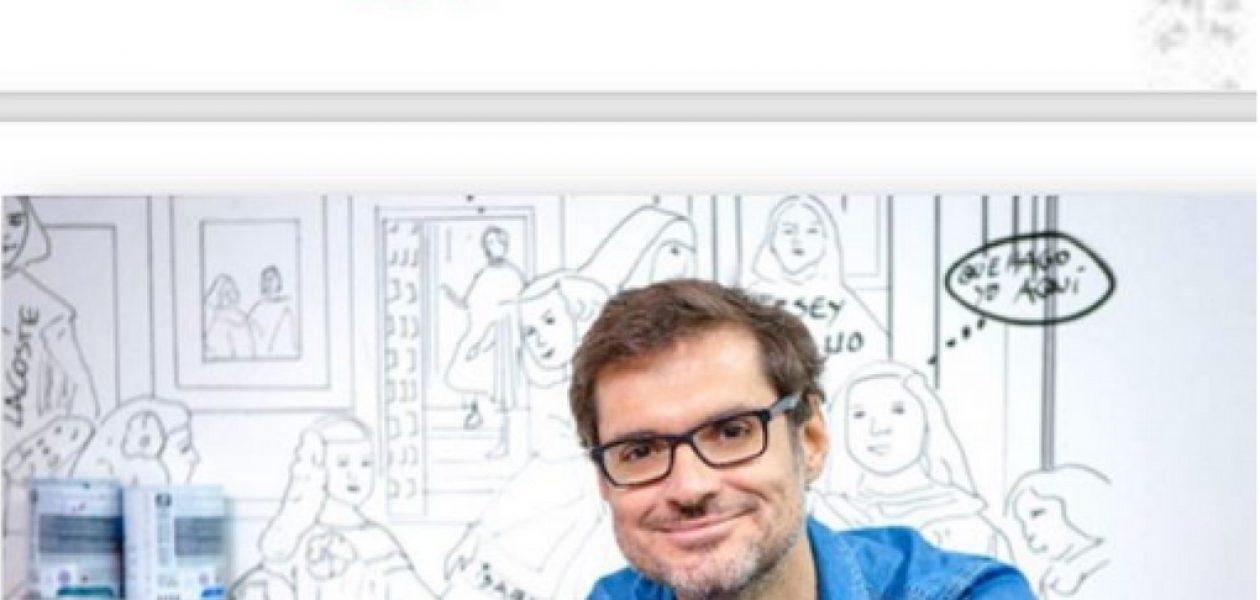 El venezolano Antonio Azzato decora Madrid con su versión de las meninas