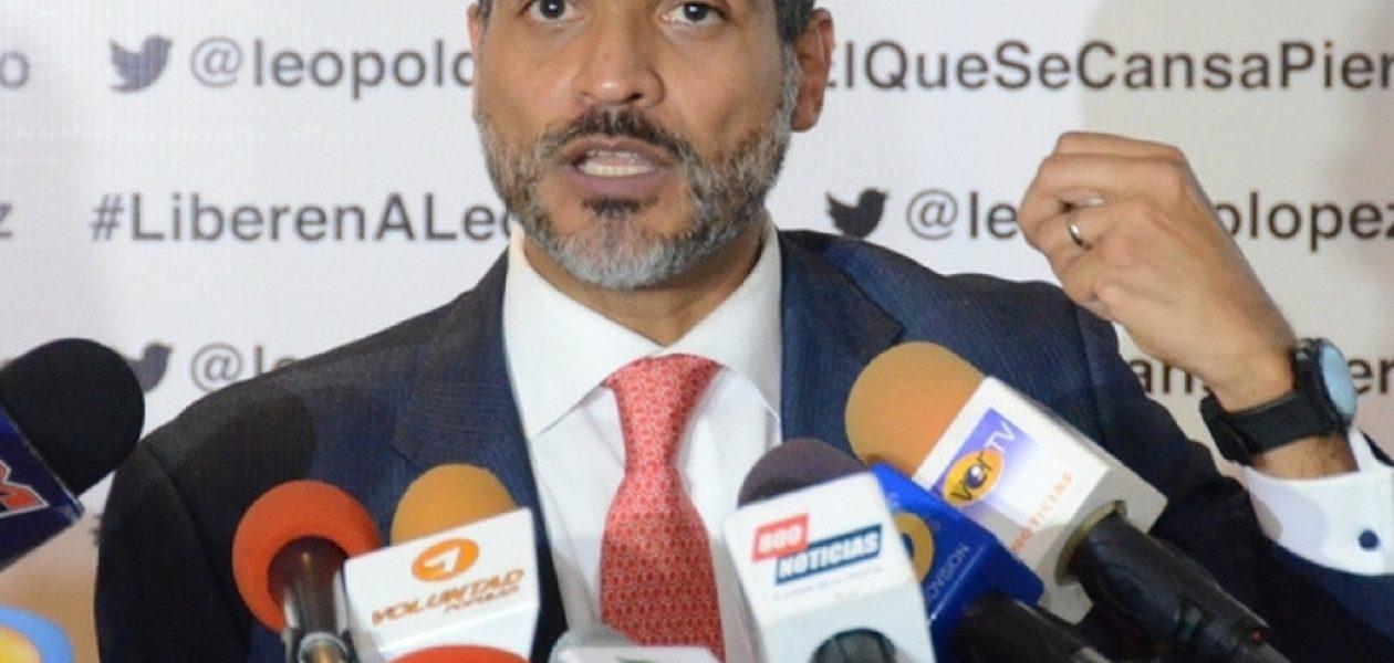 Defensa de Leopoldo López denuncia «sanciones disciplinarias» al líder opositor