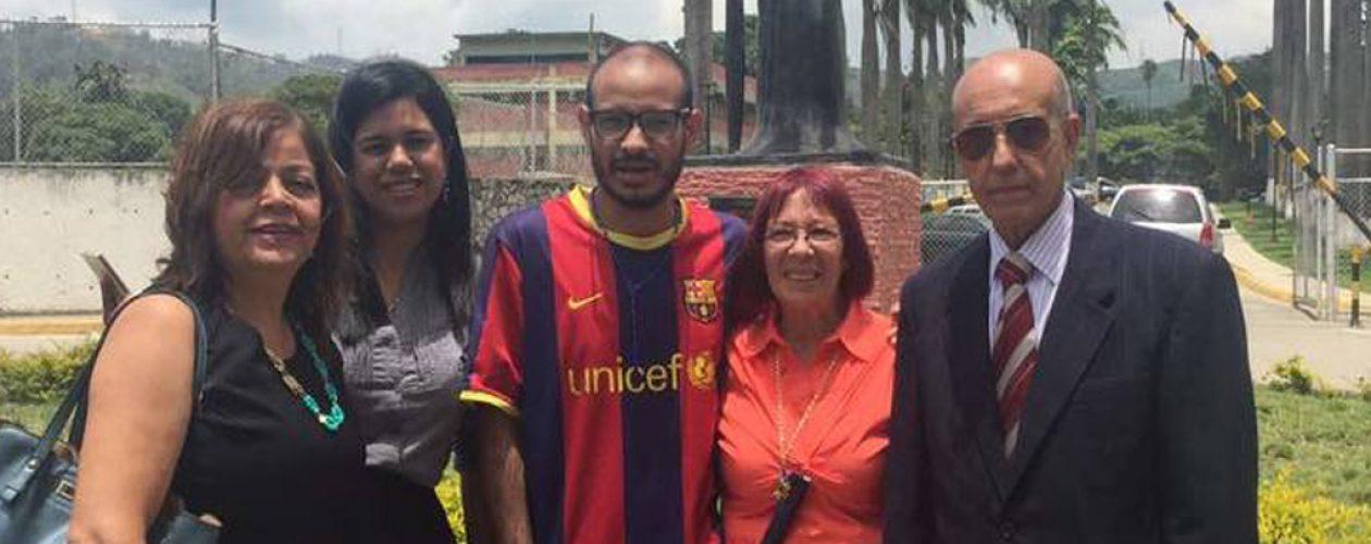 Liberado Carlos Julio Rojas bajo medidas cautelares