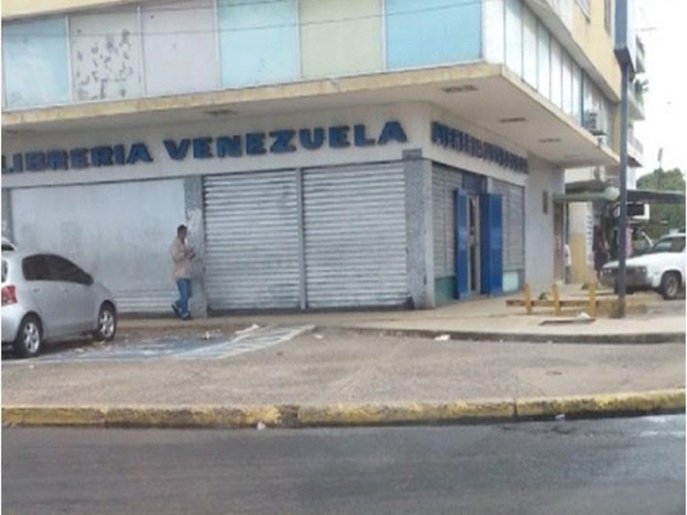 Librerías en Venezuela cierran sus puertas