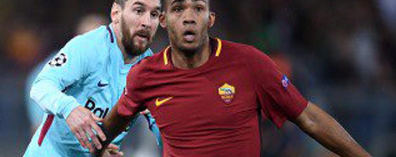 La Roma eliminó al Barcelona de la Liga de Campeones
