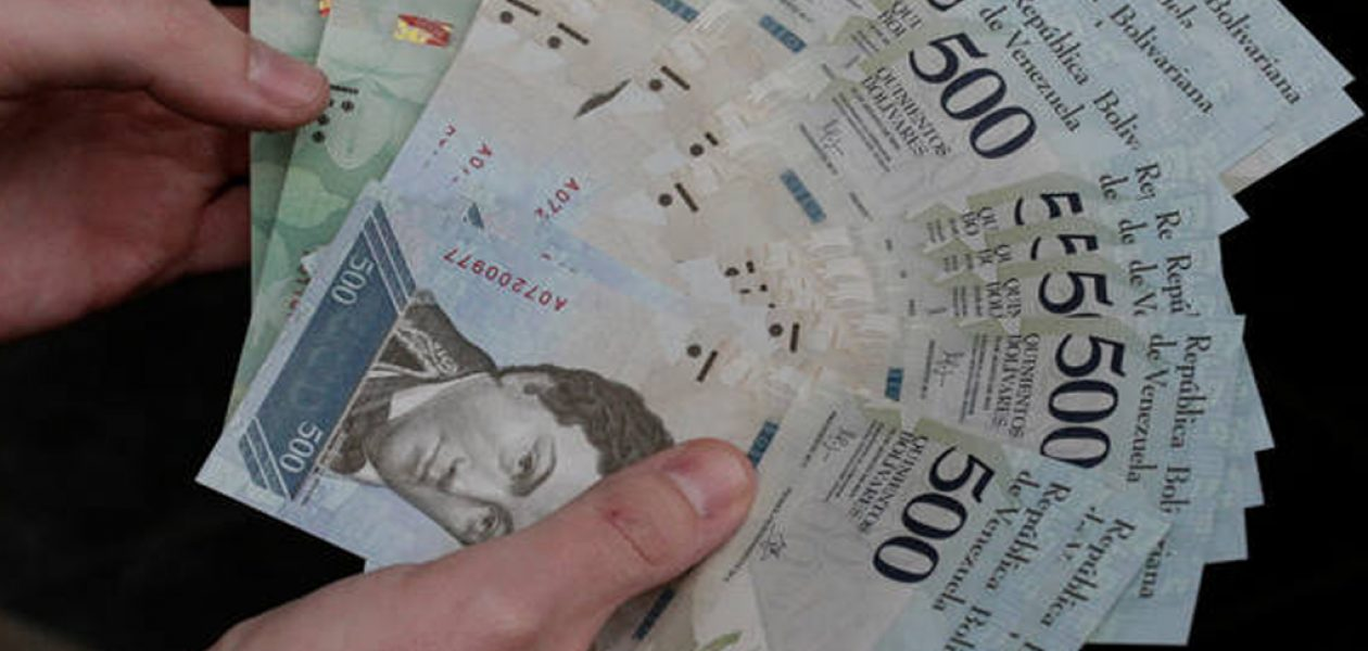Liquidez monetaria subió a 64,71 billones de bolívares