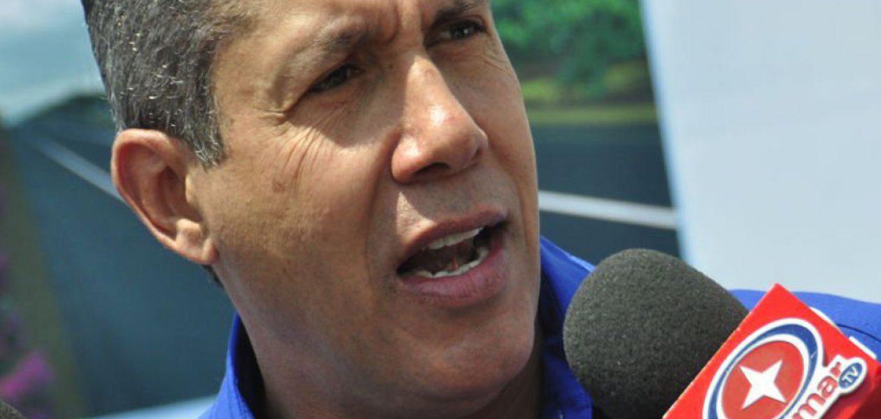 Henri Falcón: Le doy la bienvenida a Lorenzo Mendoza a esta lucha política