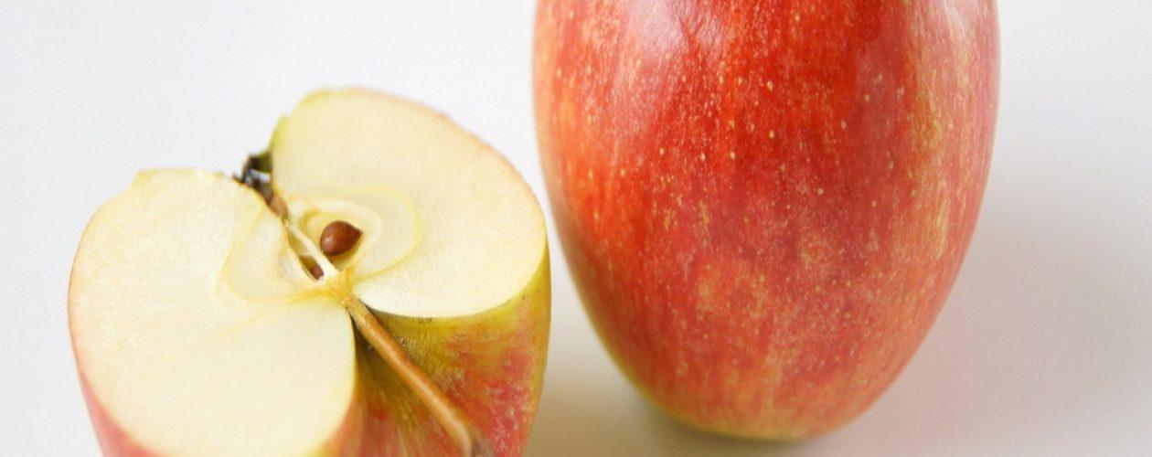 La manzana y la lucha contra el cáncer