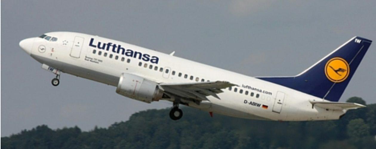 Lufthansa suspenderá vuelos a Venezuela desde este viernes