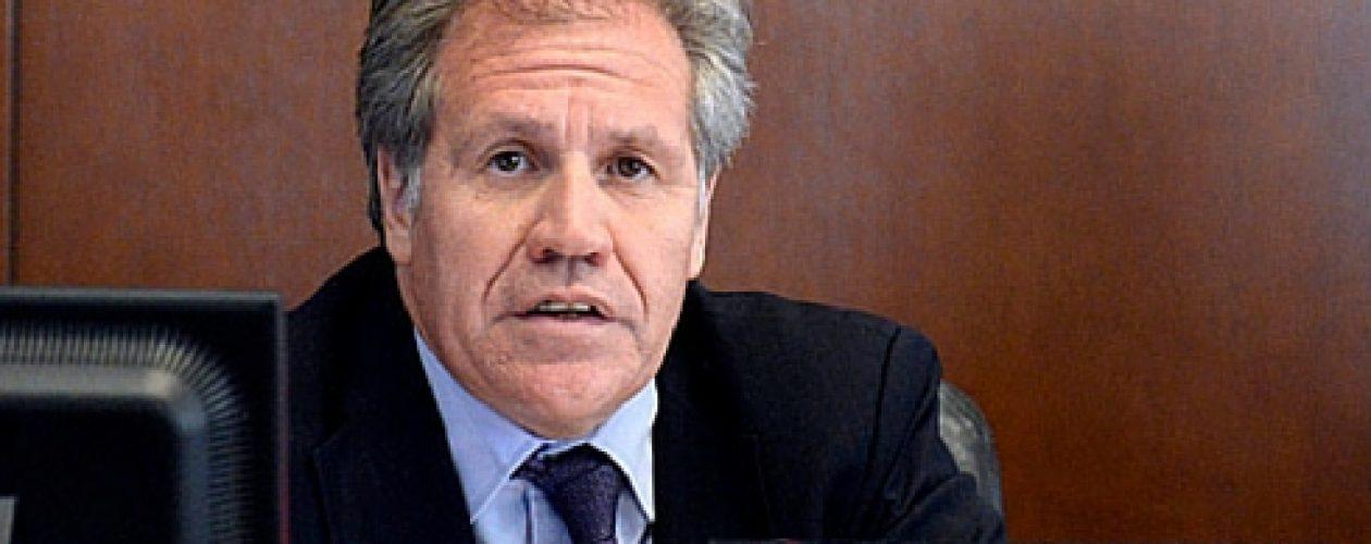 Almagro responde a Maduro y lo tilda de «traidor»