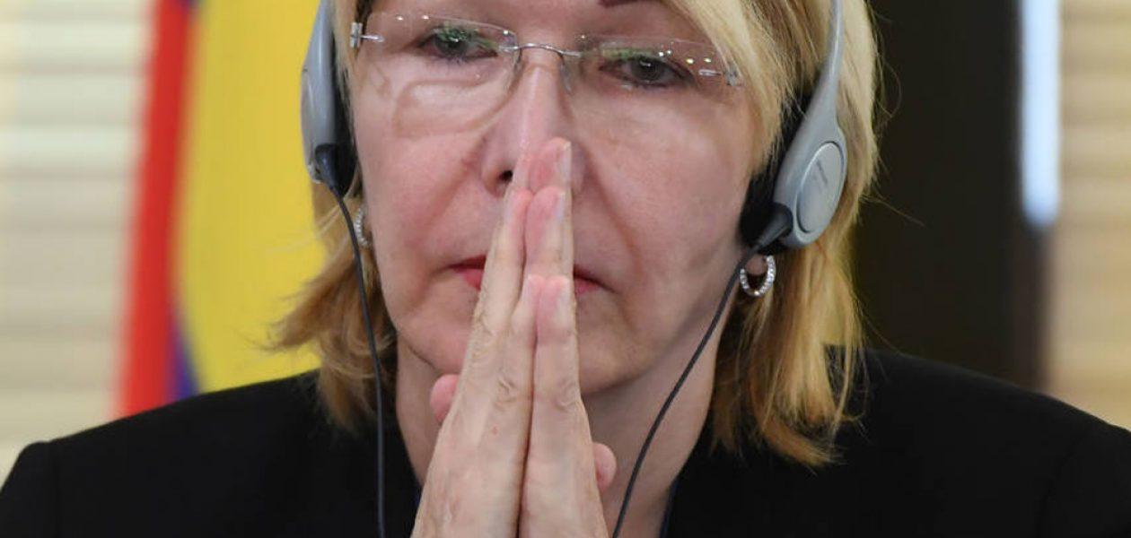 Luisa Ortega Díaz vincula a Diosdado Cabello con caso Odebrecht