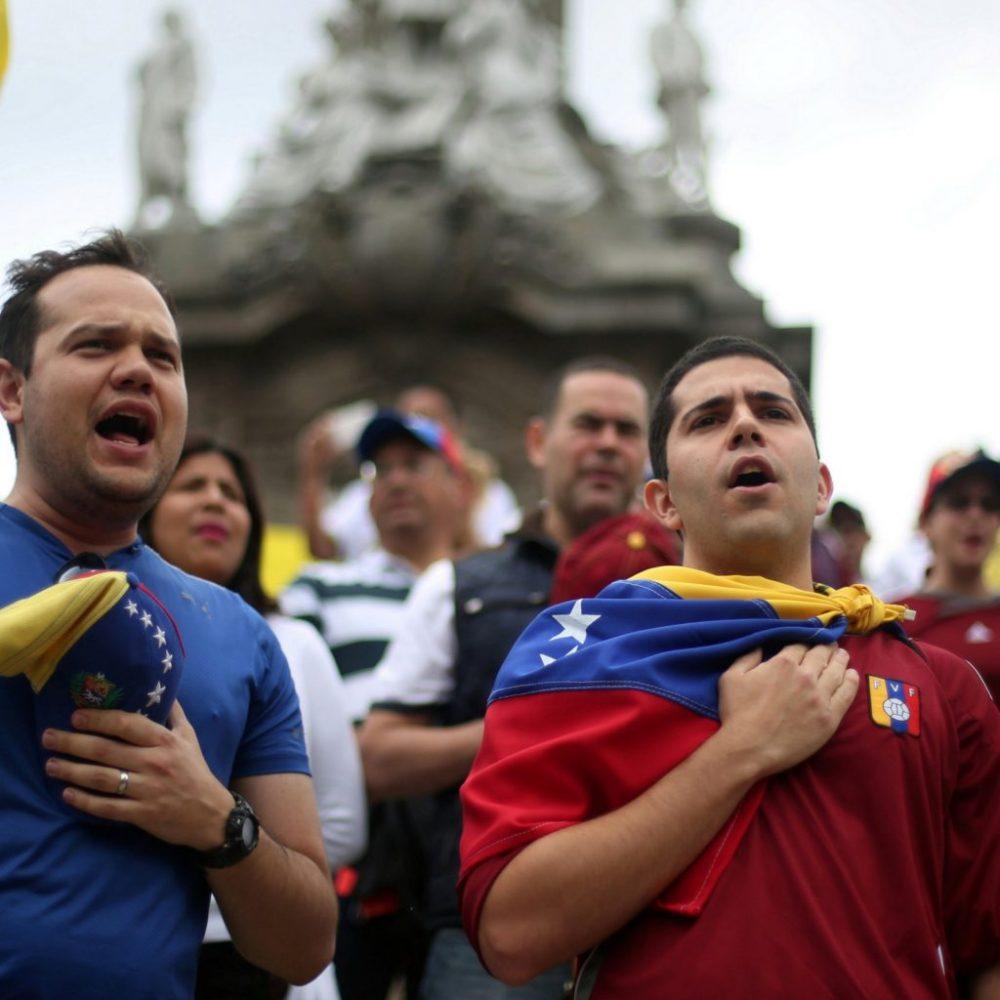 Estas son los trabajos para los venezolanos en México