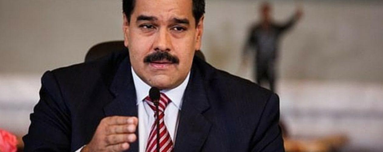 Maduro demandará a directiva de AN por «usurpación de funciones»