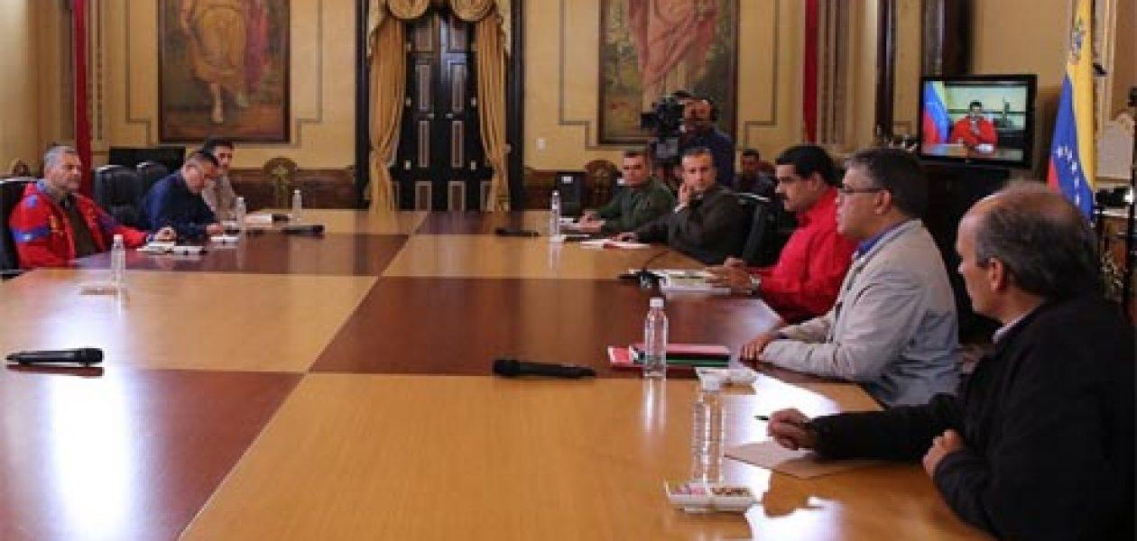 Maduro decreta Semana Santa no laborable para trabajadores públicos