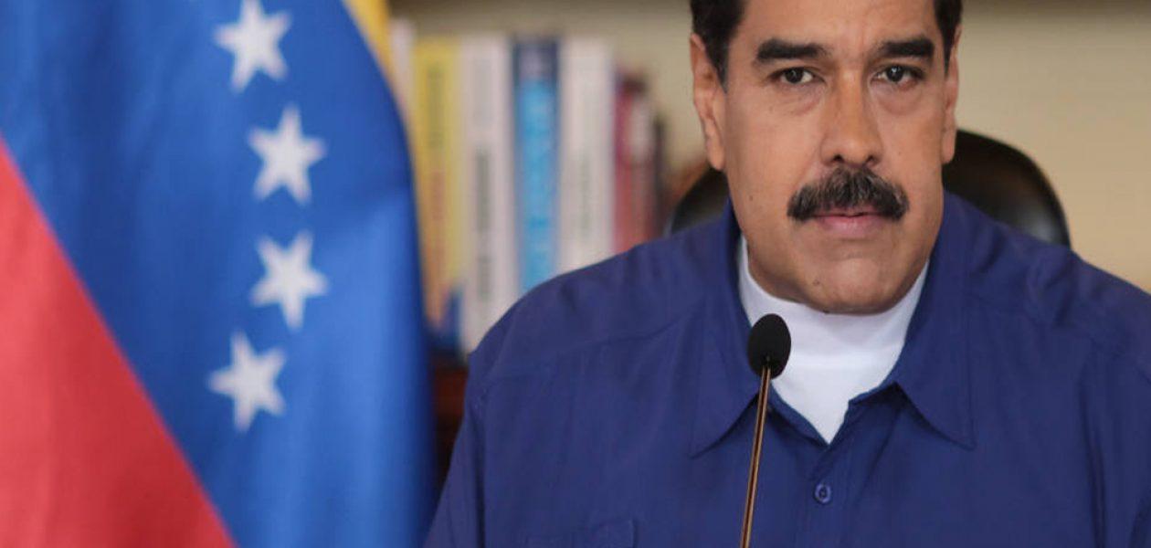 Senadores de Colombia y Chile denuncian a Maduro en La Haya