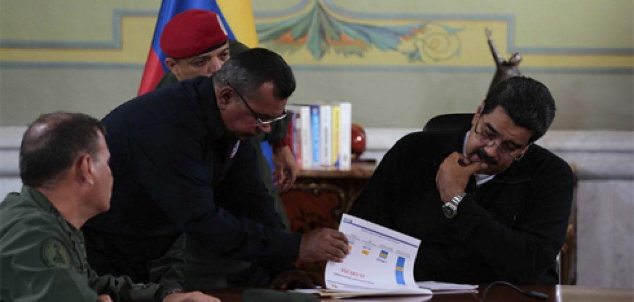 Militarizan Los Teques mientras Maduro extiende Operativo Semana Santa
