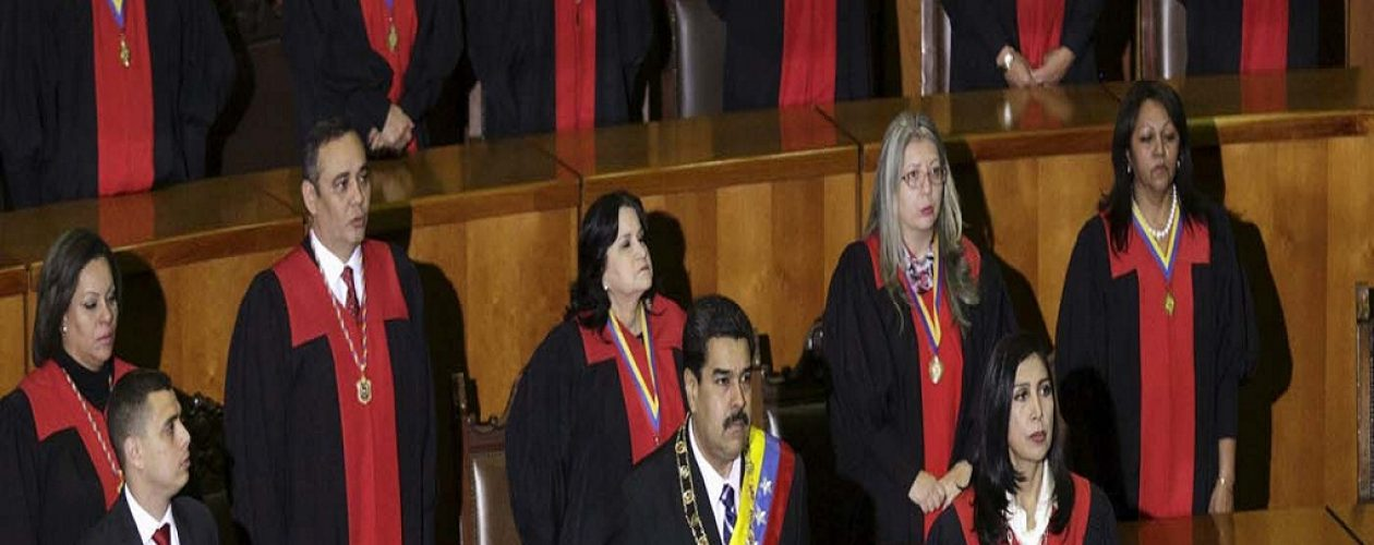 Magistrado Federico Fuenmayor renunció al Tribunal Supremo de Justicia