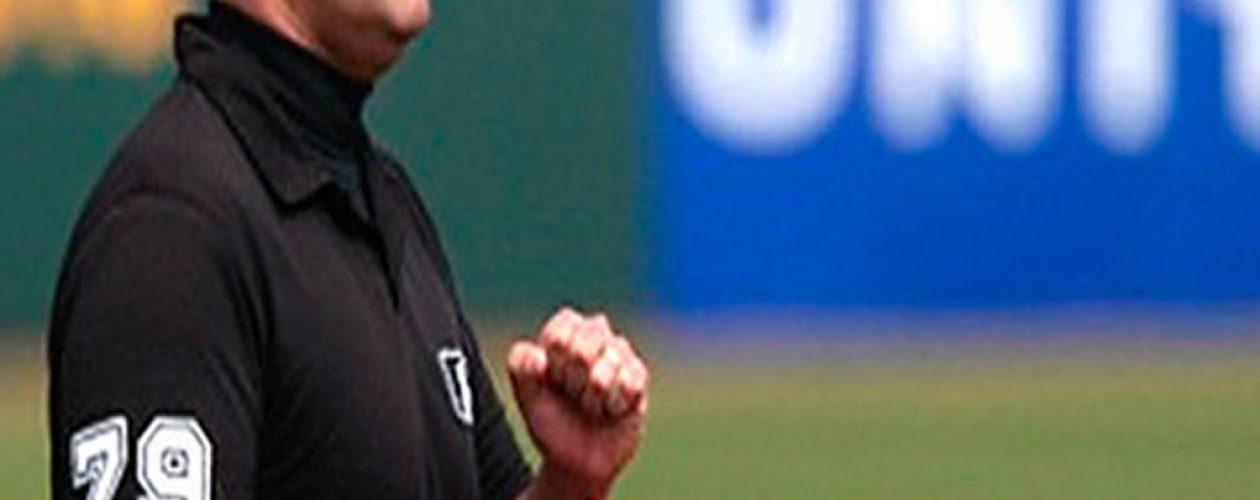 Manuel González primer umpire venezolano en un juego de estrellas de la MLB