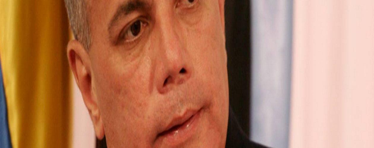El escrache a Manuel Rosales en Estados Unidos