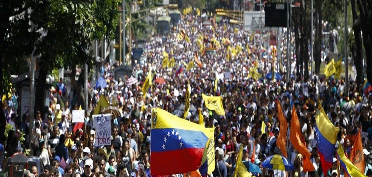 Oposición marchará hasta la avenida Victoria este 10 de junio