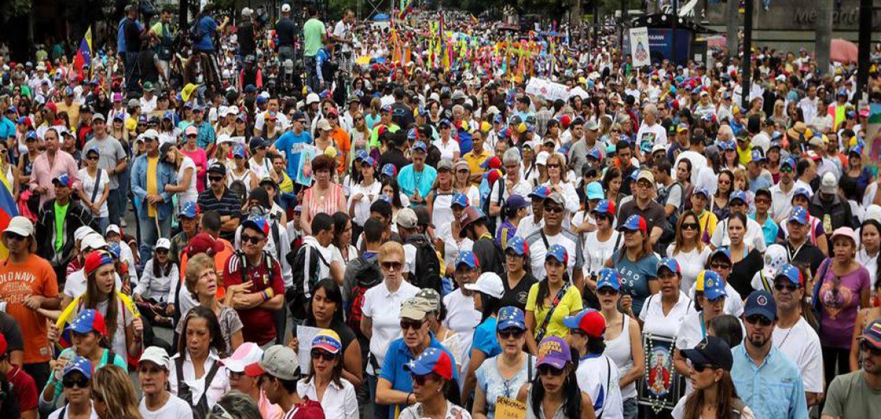 Oposición marchará hasta la sede del Ministerio Público este jueves