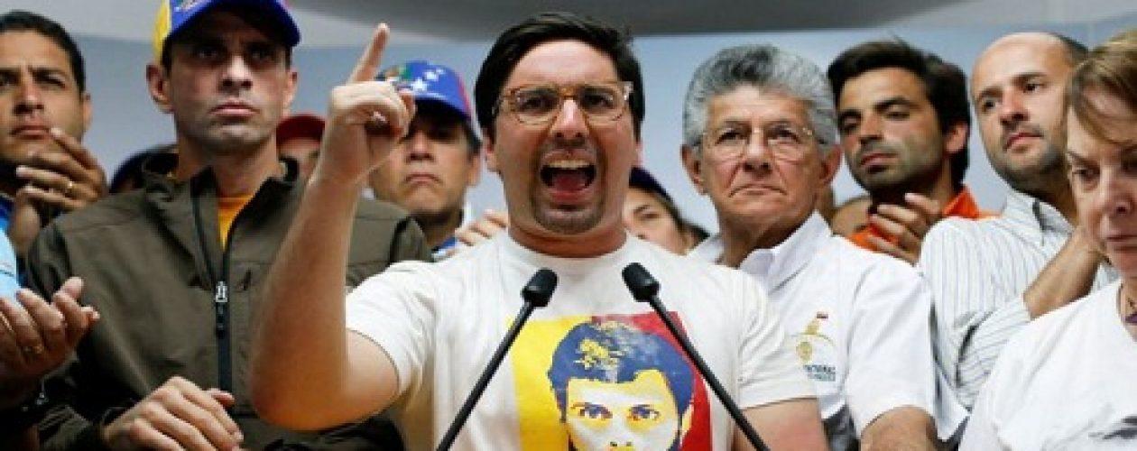 """MUD convoca  """"Marcha de los Libertadores"""" para el viernes"""