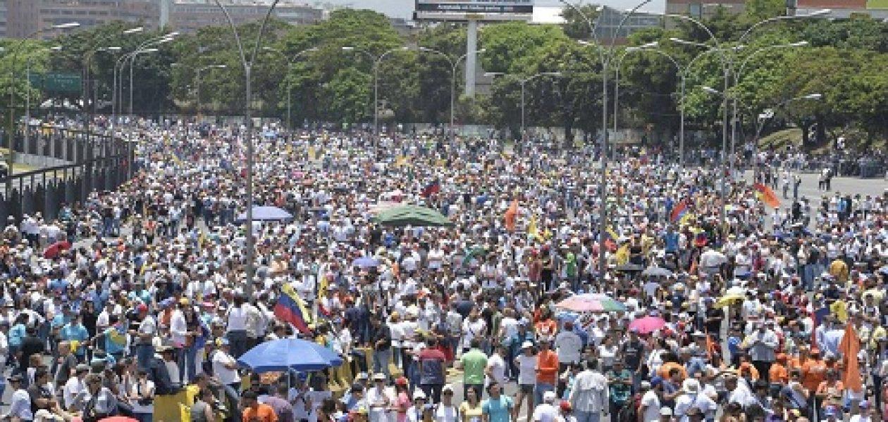 Oposición marchará hasta la Defensoría del Pueblo