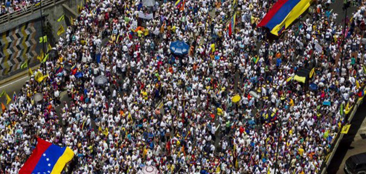 Oposición convoca marcha contra la Constituyente para este jueves