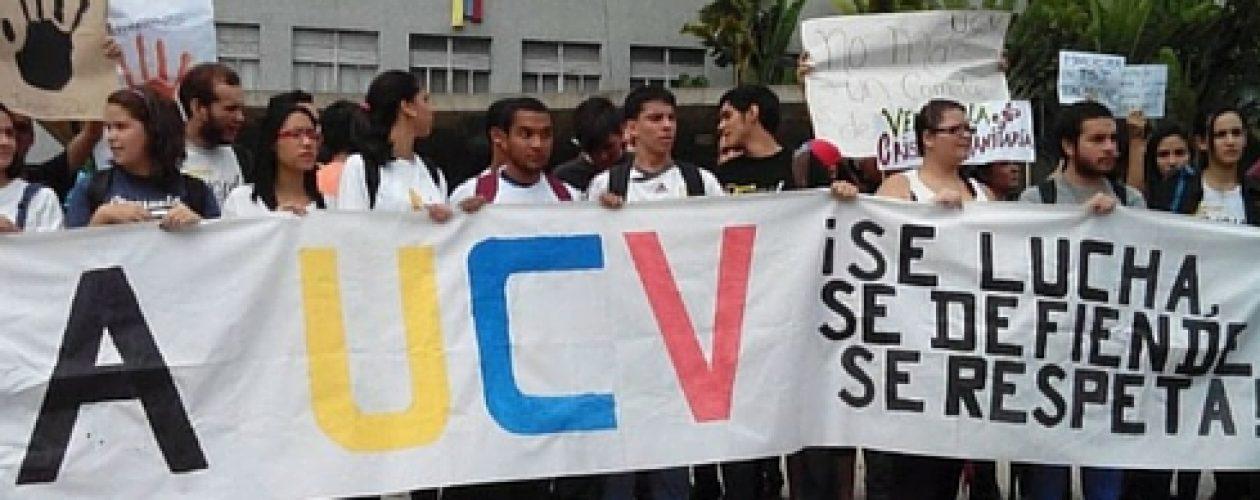 Marcha universitaria exige mejoras para las casas de estudio