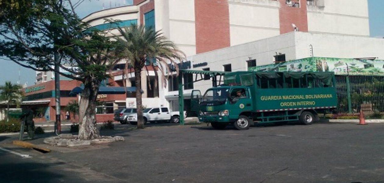 GNB reprime marcha de la oposición sin justificación